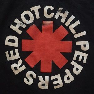 Other - 2012 Red Hot Chili Peppers Im With You Tour Tee